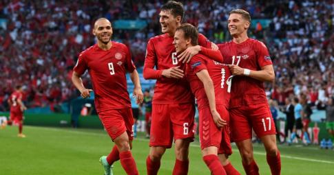 Siêu phẩm Đan Mạch phá vỡ thành tích tuyển Anh