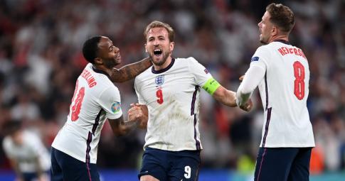 5 điểm nhấn Anh 2-1 Đan Mạch: Tuyển Anh vén bức màn lịch sử; Âm mưu BTC?