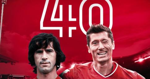 Gerd Muller qua đời: Lewandowski san bằng kỷ lục, tri ân huyền thoại