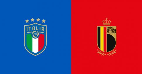 Xem trực tiếp Italia vs Bỉ ở đâu, kênh nào