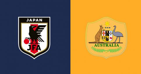 Xem trực tiếp Nhật Bản vs Australia ở đâu, kênh nào